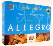 Eladiet Allegro Hypericum 60 comprimidos.