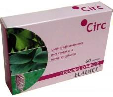 Eladiet Circulation Circ Fitotablet Complex 60 tablets.