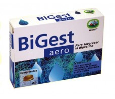Eladiet Bigest Aero 60 comprimidos de 400 mg.
