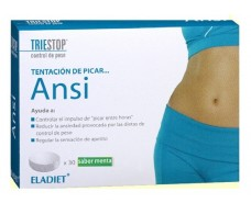 Ansi Triestop Eladiet Mint 30 tablets.