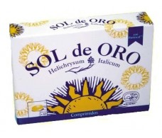 Eladiet Sol de ORO (alergias) 60 comprimidos.