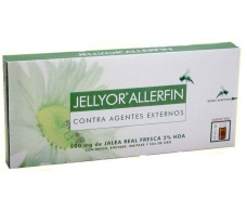 Eladiet Jellyor Allerfin (Help Against Allergy) 20 ampoules.