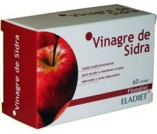 Eladiet Fitotablet Cider Vinegar 60 tablets.