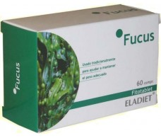 Eladiet  Fitotablet Fucus 60 tablets / 330 mg.