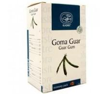 Eladiet Guar Gum 500 tablets / 400 mg.