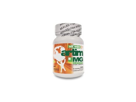 MGdose Vitamin Complexes 01 Artim  60 tablets