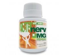 MGdose Vitamin 03 NutriNerv 30 comprimidos