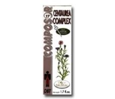 Soria Natural Composor 17 Centaurea complex (diabetes) 50ml.