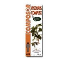 Soria Natural Composor 23 Hyssopus complex (alergias) 50ml.