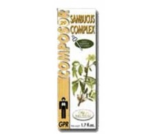 Sofia Natural Composor 29 Sambucus Complex (flu) 50ml.
