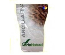 Soria Natural Thin Red Clay 5 kilos.