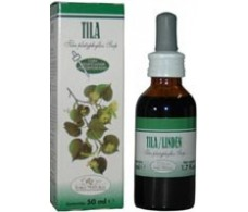 Soria Natural Tila Extract (calming, anxiety) 50 ml.
