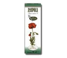 Soria Poppy Extract (antitussive, cough) 50 ml.