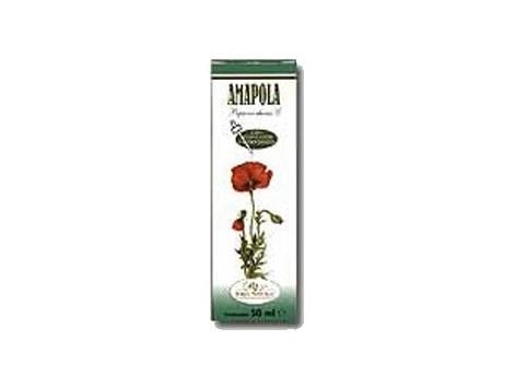 Soria Poppy Extract (antitussive, cough) 50 ml.
