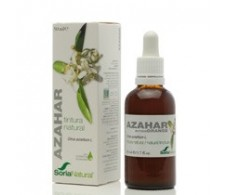 Soria Natural Extract Azahar (nervousness) 50 ml.