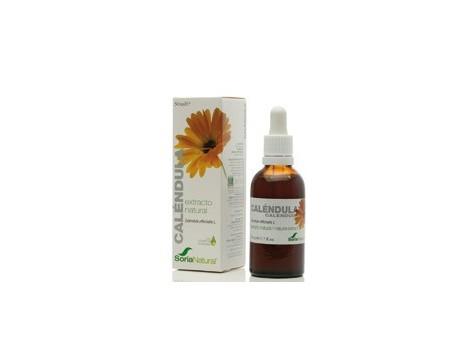 Soria Natural Calendula Extract (skin inflammation) 50ml.