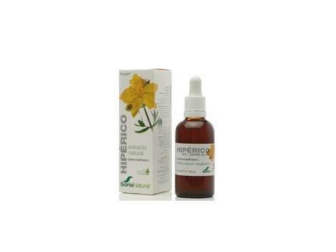 Soria Natural Extract of Hypericum (depression, nervous system)