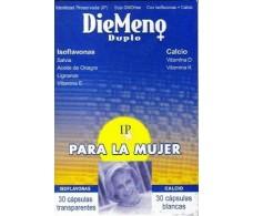 DieMeno Duplo 30 capsulas