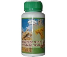 Soria Natural Wheatgerm Brewers Yeast 500 tablets.