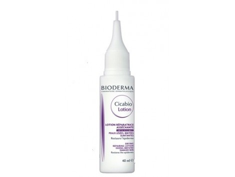 Bioderma Cicabio  Repairing Lotion 40ml.