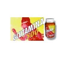Mega Plus L-Glutamina en Polvo (aminoácido) 600 gramos.