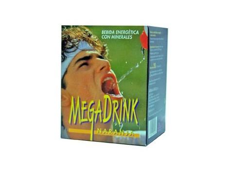Mega Plus  Mega Drink Isotonic Lemon 10 sachets.