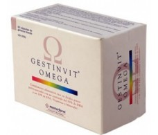 Masterfarm Gestinvit Omega 30 capsulas.