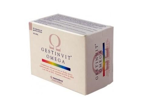 Masterfarm Gestinvit Omega 30 capsules.