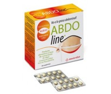 Masterdiet Abdoline 60 comprimidos.