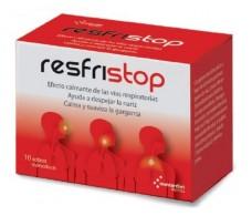 Masterdiet Resfristop 10 envelopes.