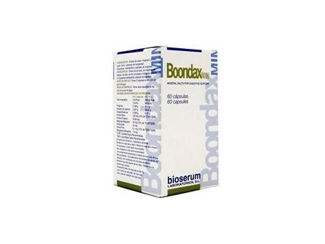 Bioserum BOONDAX Min 60 caps. Bioserum