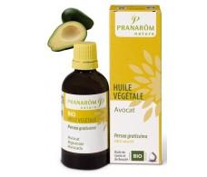Pranarom Aceite Vegetal Aguacate Bio 50ml.