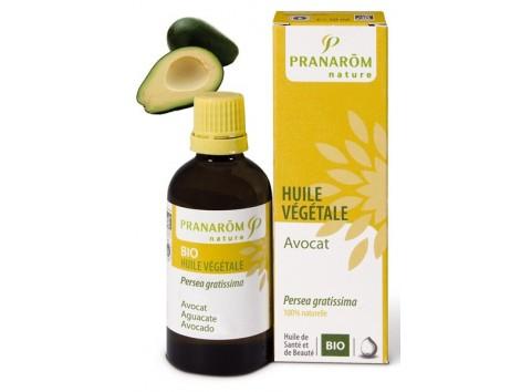 Pranarom Avocado Vegetable Oil 50ml Bio.