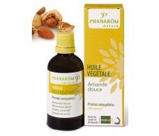 Pranarom Aceite Vegetal Virgen Almendra Dulce 50ml.
