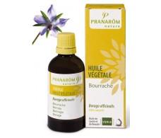 Pranarom Aceite Vegetal Virgen Borraja 50 ml.
