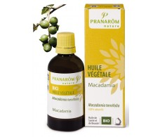 Pranarom Aceite Vegetal Bio Macadamia 100ml.