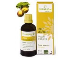 Pranarom Virgin Vegetable Oil Apricot Nut  50ml.