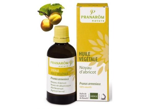Pranarom Virgin Vegetable Oil Apricot Nut  50ml.