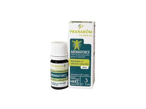 Pranarom Aromaforce Strength Lotion natural defenses 5ml.