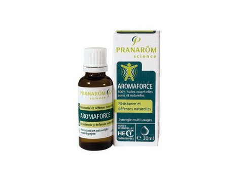 Pranarom Aromaforce resistance and defenses 30ml