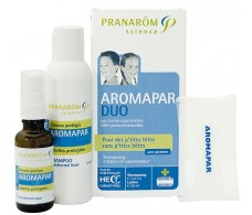 Pranarom Aromapar Duo Shampoo 125ml + Lotion 30ml.