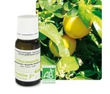 Pranarom Bio Bergamot Essential Oil peel 10ml.