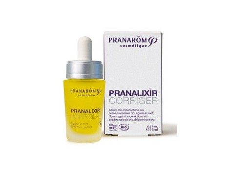 Pranarom Pranalixir corrected with 15 ml.