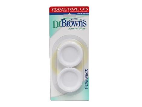 Dr. Brown's Tapas wide mouth bottles trip. 2 units