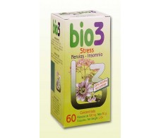 Bio3 Stress Valerian 60 capsules.