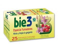 Bio3 Té Especial Fumadores 25 filtros.