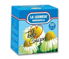 Bio3 Chamomile Tea The Leonesa 100 filters.