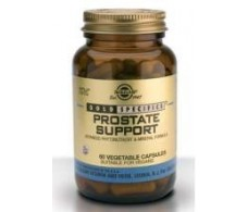 Solgar GS Próstata Support 60 Cápsulas vegetales.