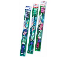 Cepillo Gum 473 MicroTip Tamaño pequeño y textura media