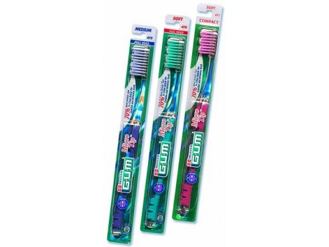 MicroTip Gum Brush 473 Small size and medium texture